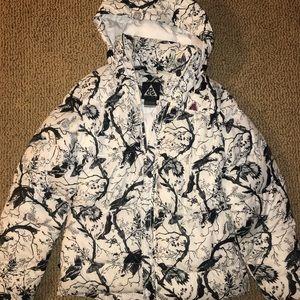 Nike Down Winter Jacket - Medium